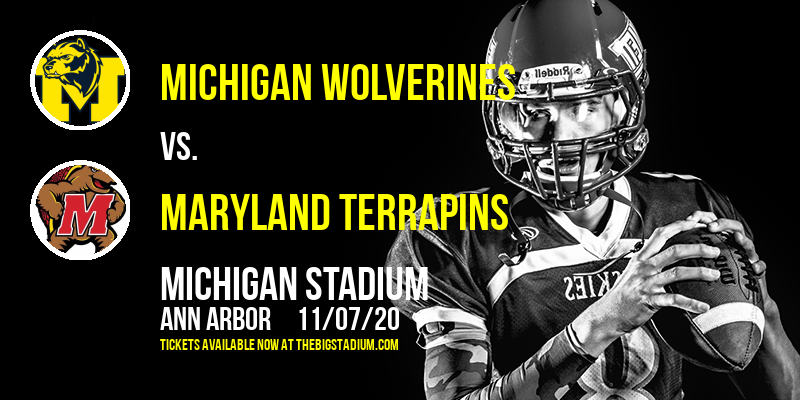 Michigan Wolverines vs. Maryland Terrapins at Michigan Stadium