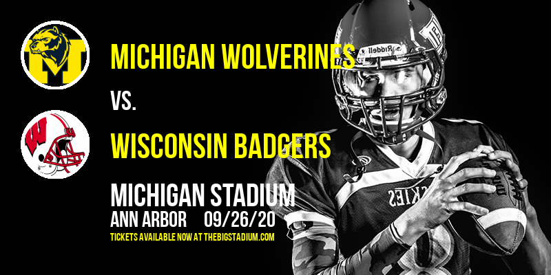 Michigan Wolverines vs. Wisconsin Badgers at Michigan Stadium
